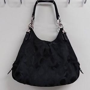 Coach Mia Op Art Handbag Purse